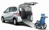 auto adattata disabili
