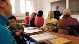 donne immigrate ad un corso