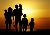 Famiglia con 4 figli