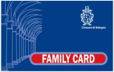 Logo Family card