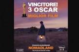 locandina film nomadland