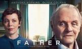 locandina film the father