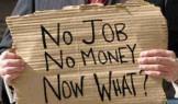 cartello manifestante