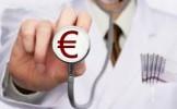 stetoscopio con logo euro