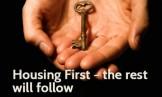 log housing first