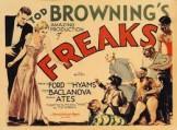 locandina film Freaks