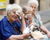 anziani accaldati