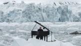 pianista tra i ghiacci