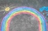 Arcobaleno disegno