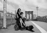 donna in carrozzina