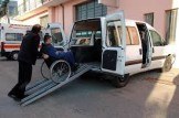 auto con scivolo posteriore
