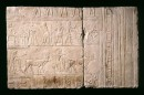 Rilievo in calcare dalla tomba di Horemheb a Saqqara