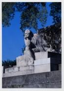 La statua di Carducci