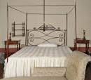 Nella camera da letto di Giosuè