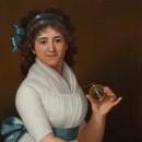Gaspare Landi (Piacenza, 1765 - ivi, 1830), Ritratto, fine XVIII secolo. Courtesy Galleria Maurizio Nobile, Bologna.