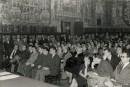 11 nov 1961 primo Sabato conferenza DELLA VOLPE pubblico