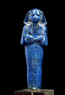 ushabti in faience