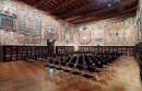 La sala dello Stabat Mater
