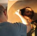 Presentazione del dipinto Ritratto di Vittorio Emanuele II dopo il restauro