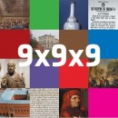 9x9x9. 9 oggetti x9 musei x 900 anni
