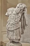 Il busto loricato di Nerone
