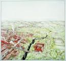 Bononia nel disegno di Riccardo Merlo