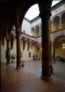 Cortile Museo Civico Medievale