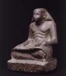 Statua di scriba