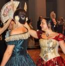 Quadri di danza e convivialità al Collegio Venturoli