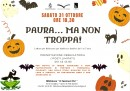 Volantino Halloween