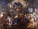 Il Battesimo di Cristo di E. Sirani
