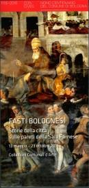 Depliant Sala Farnese