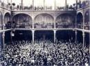 17 luglio 1926: inaugurazione del nuovo edificio della Sala Borsa