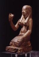 Statuetta di divinità femminile