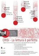 crisi - la lettura è perfetta