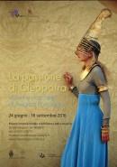 manifesto La passione di Cleopatra