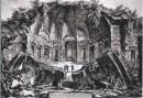 Avanzi del tempio del dio Canopo, GB Piranesi
