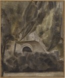Giorgio Morandi, Paesaggio, 1913(V. 6), olio su tela, Peggy Guggenheim Collection