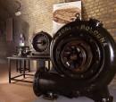 Museo del Patrimonio Industriale, piano terra