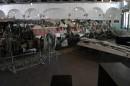 Museo per la Memoria di Ustica, veduta allestimento (Foto di Sandro Capati)