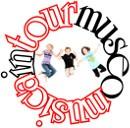 Logo Museomusicaintour - il museo va a scuola