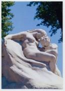 La natura e il poeta (Monumento a Giosue Carducci di L. Bistolfi)
