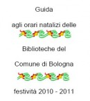 orari  delle biblioteche per le festivit natalizie