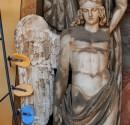 Interventi conservativi su opere d'arte dei cimiteri Monumentali
