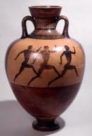 Cura del corpo e atletismo in Grecia e in Etruria