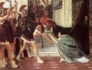 L. Alma Tadema, Proclaiming Claudius emperor, 1867
