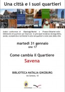 Come cambia il Quartiere Savena