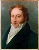 Pietro Bettelli, ritratto di Gioachino Rossini