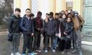 Studenti del CPIA davanti a Casa Carducci