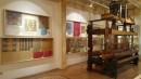 Sala al Museo della Tappezzeria
